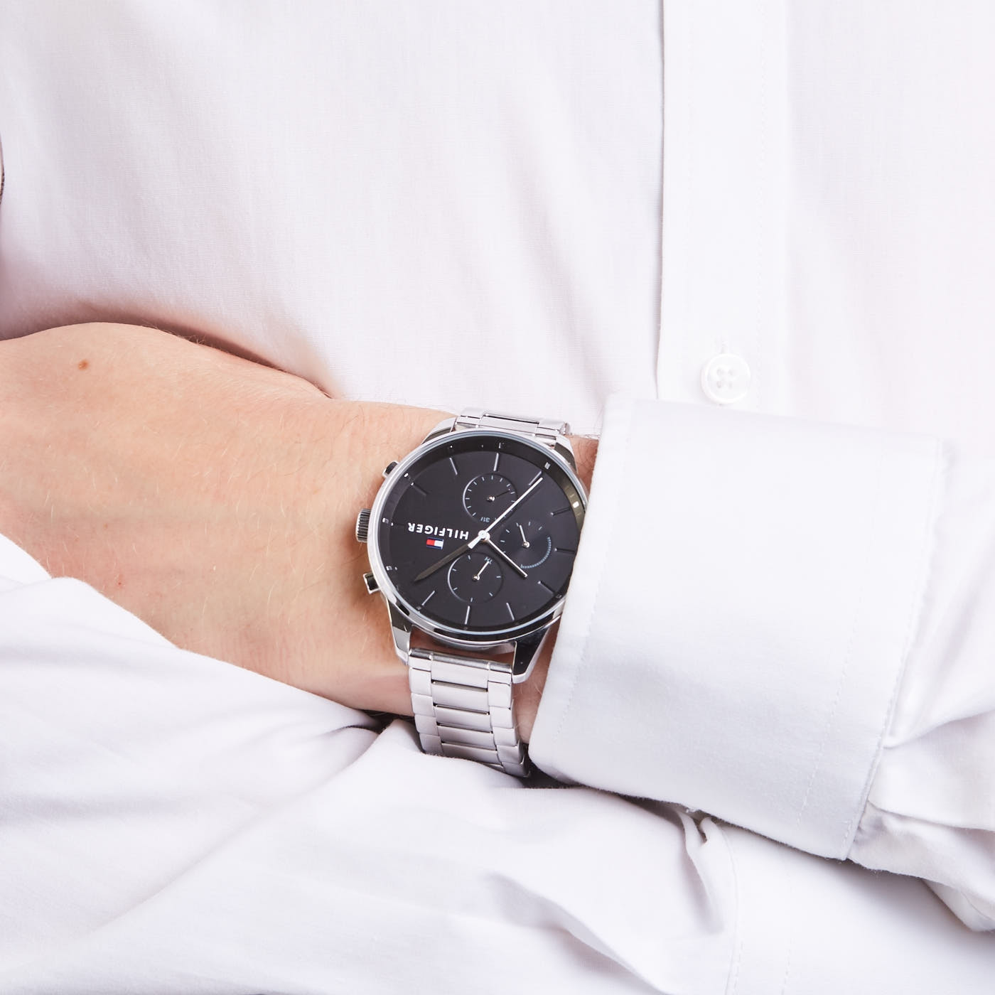 Tommy Hilfiger Chase horloge TH1791485