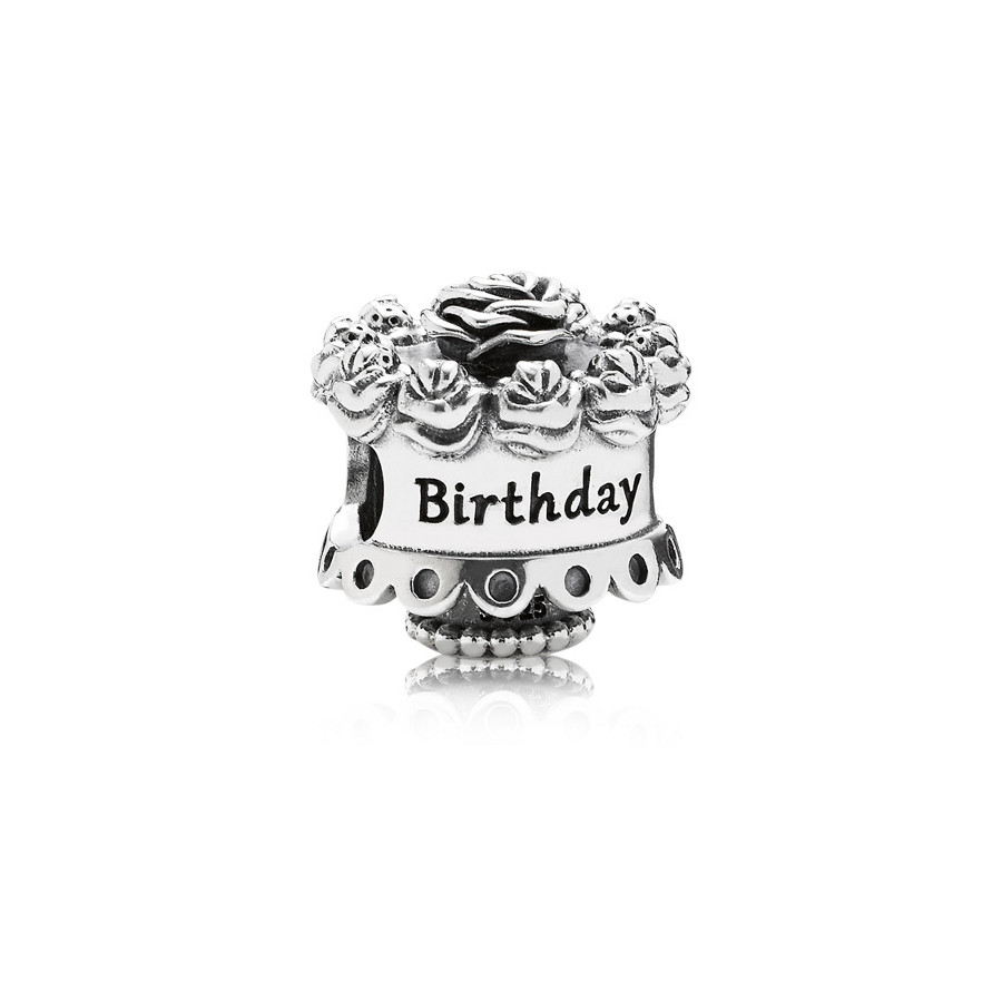 Pandora Happy Birthday Charm 791289