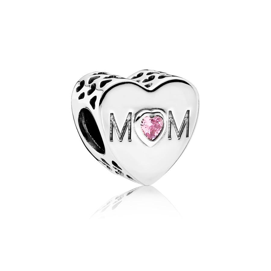 Pandora Zilveren Moederliefde Bedel 791881PCZ