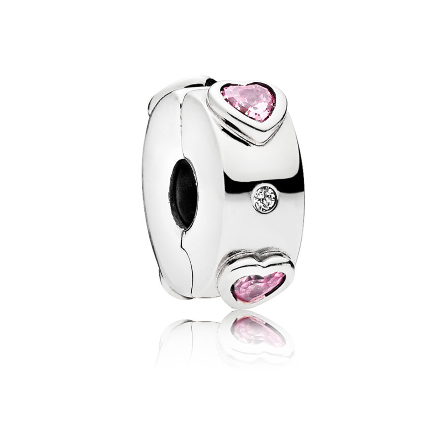 Pandora Moments Explosion of Love Bedel 796591FPC
