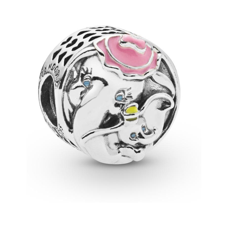 Pandora 925 Sterling Zilveren Disney Dumbo Bedel 797850ENMX