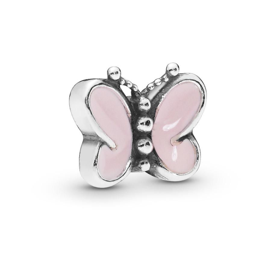 Pandora Moments 925 Sterling Zilveren Butterfly Bedel 797854EN160
