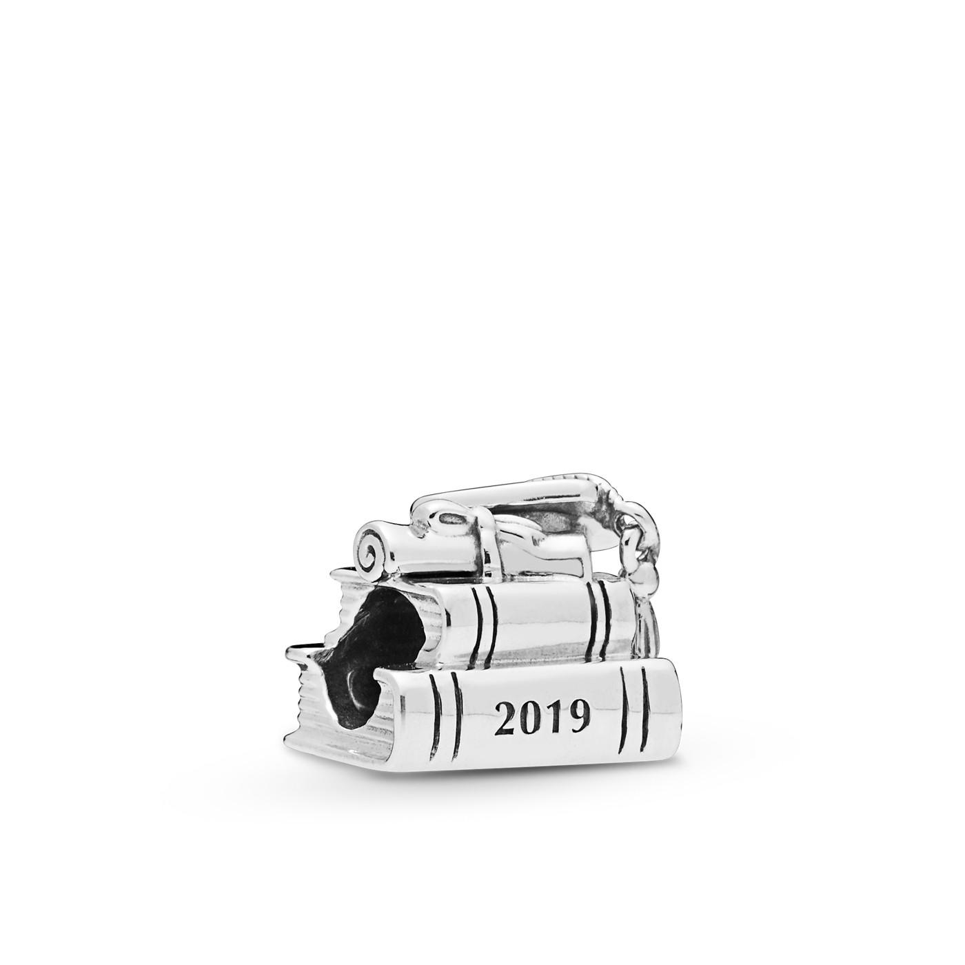 Pandora Moments 925 Sterling Zilveren Graduation Bedel 798034