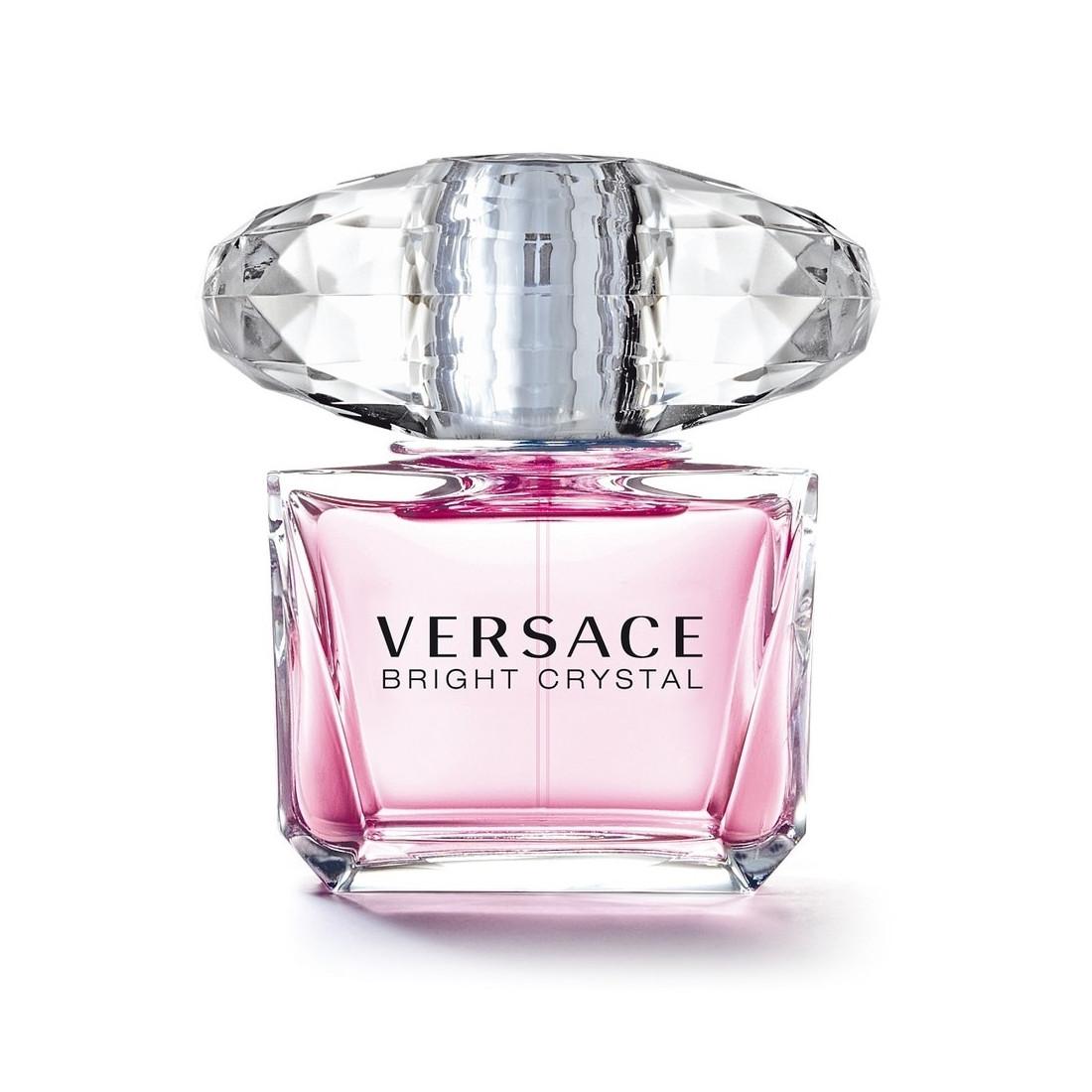 Versace Bright Crystal Eau De Toilette Spray 90 ml - Women Perfumes -  Perfumes