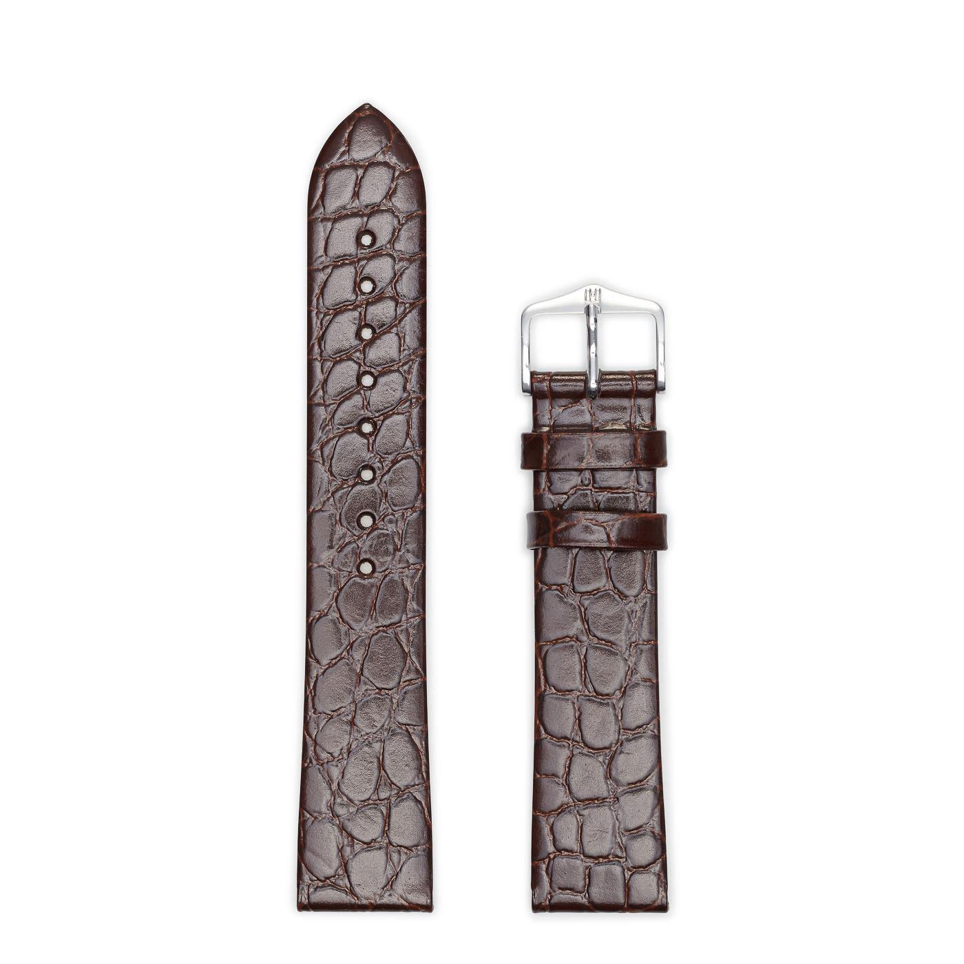 Hirsch Sobek watch strap 03928010-2