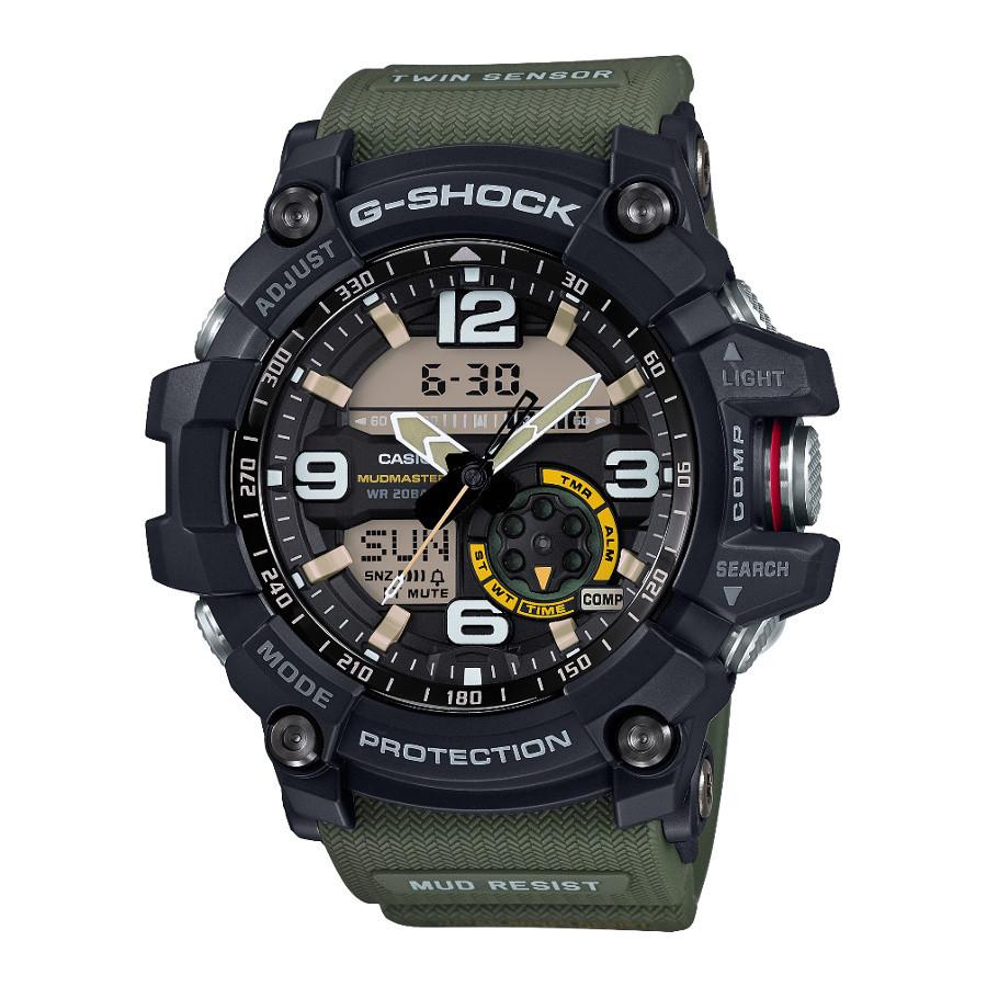 Casio G-Shock Mudmaster Twin Sensor horloge GG-1000-1A3ER