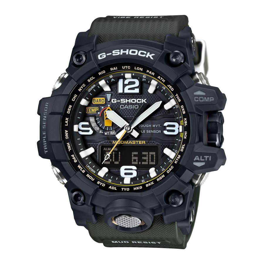 Casio G-Shock Mudmaster horloge GWG-1000-1A3ER