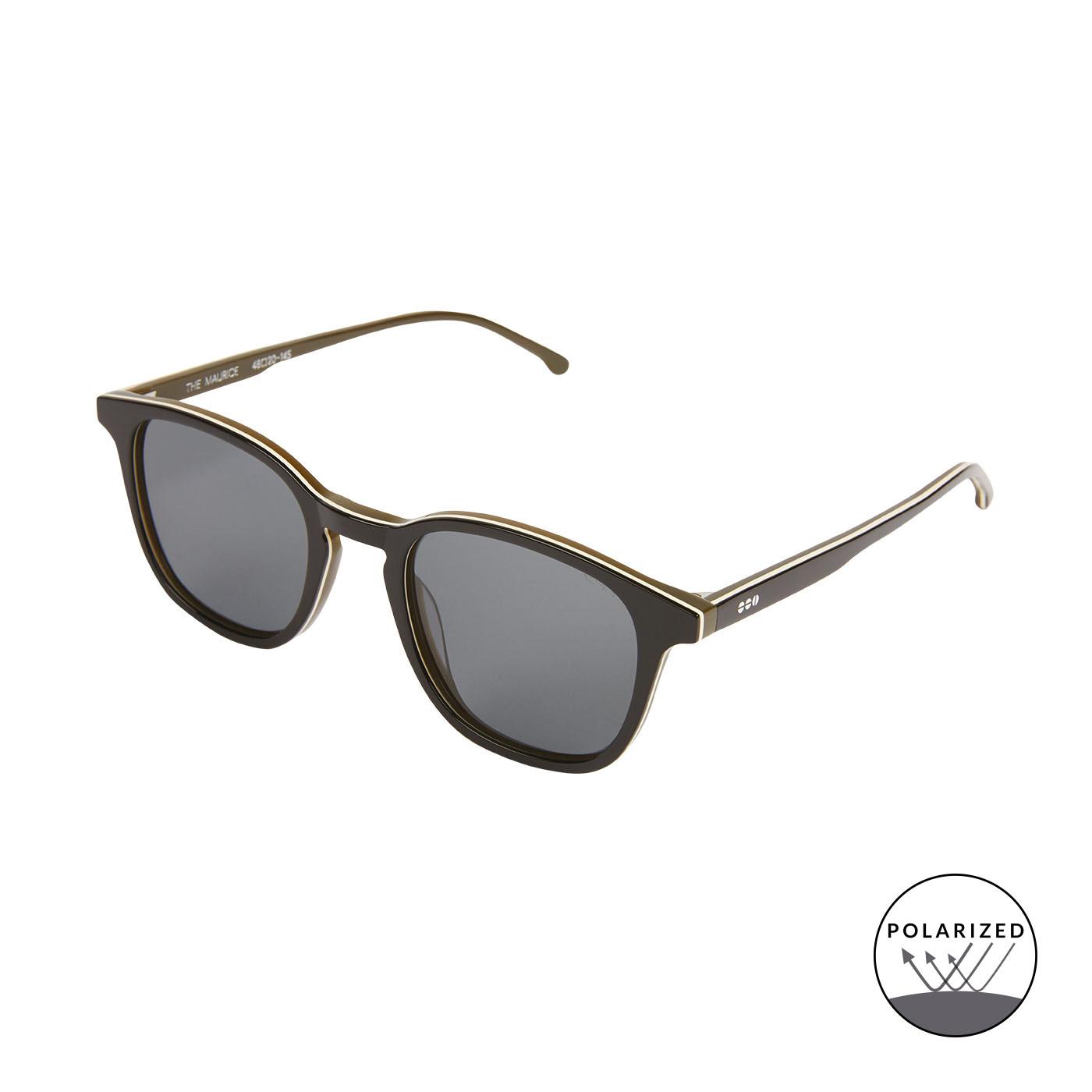 d68015d5e59 Komono Maurice Black Forest Gepolariseerde Zonnebril KOM-S4157 - Sunglasses