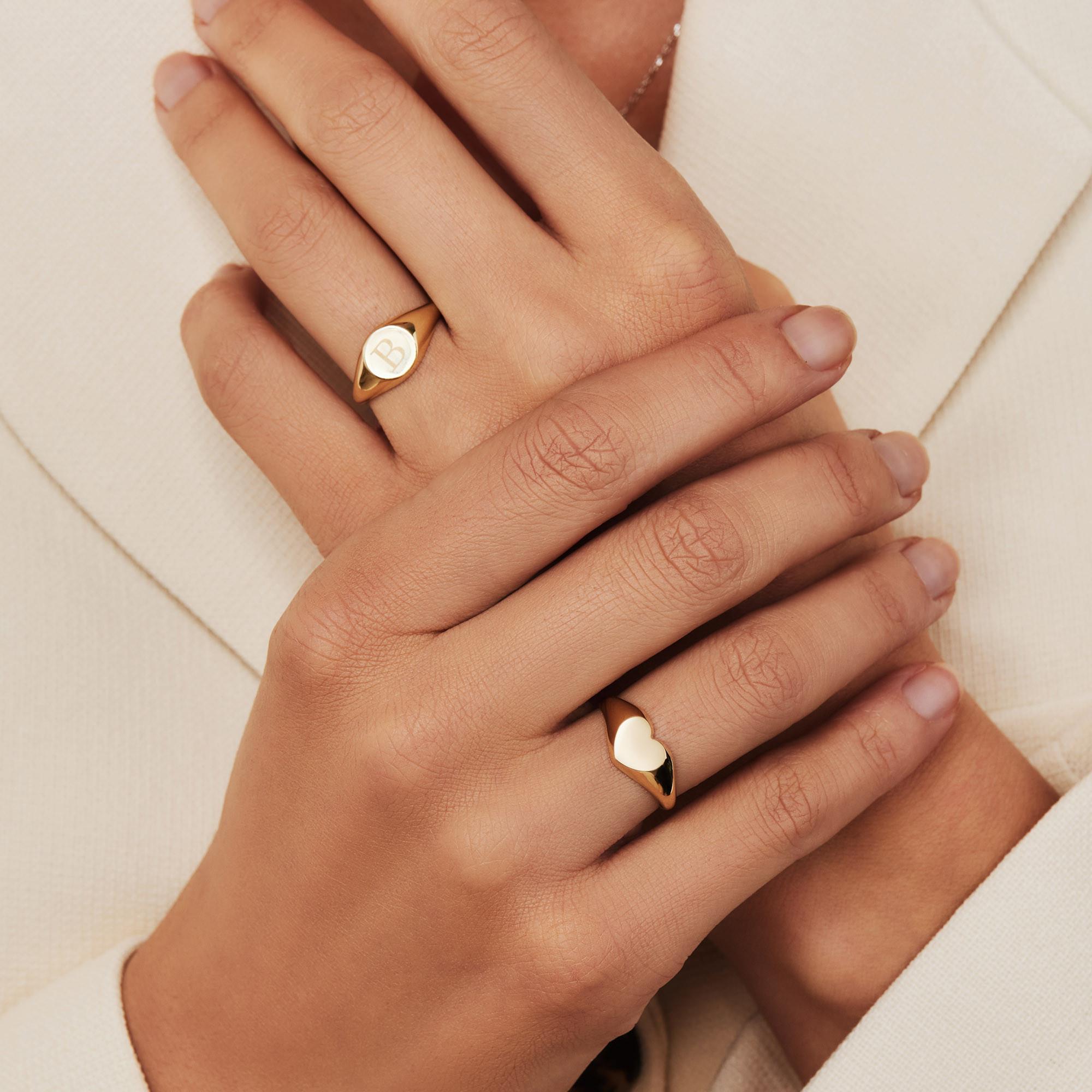 Isabel Bernard Le Marais Ring IB330034R