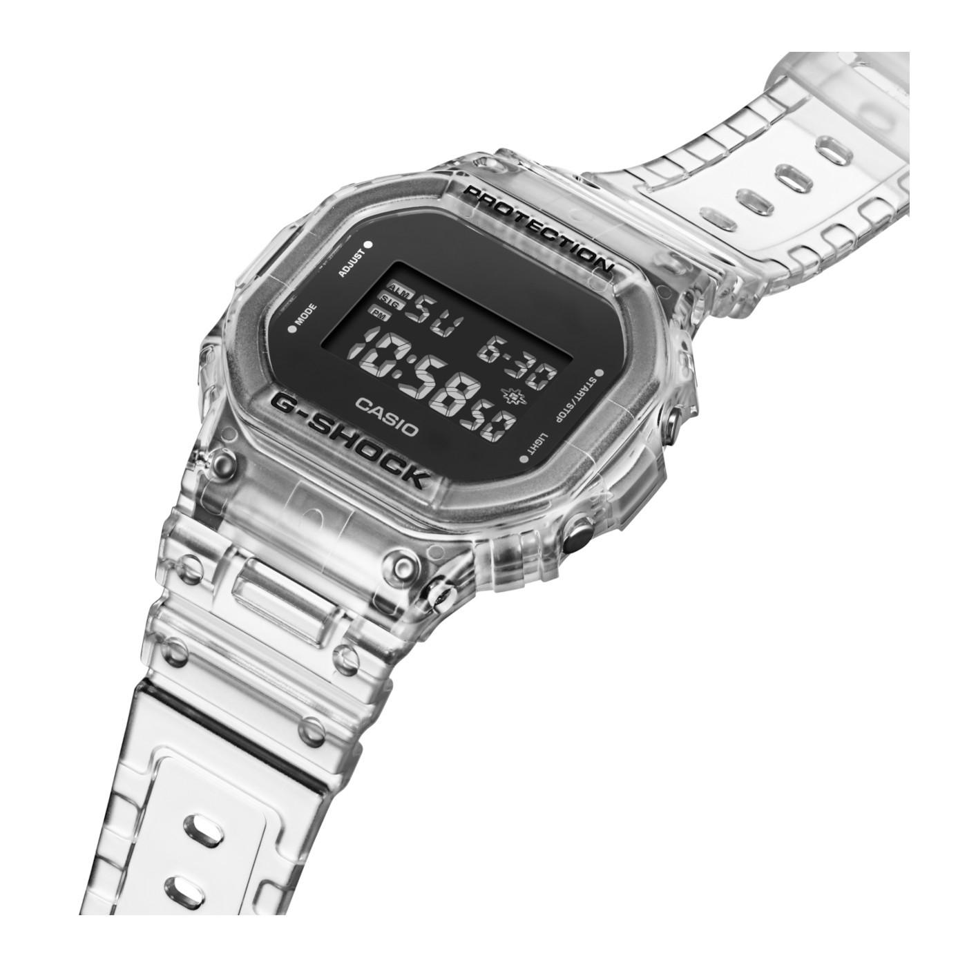 G-Shock The Origin Skeleton horloge DW-5600SKE-7ER