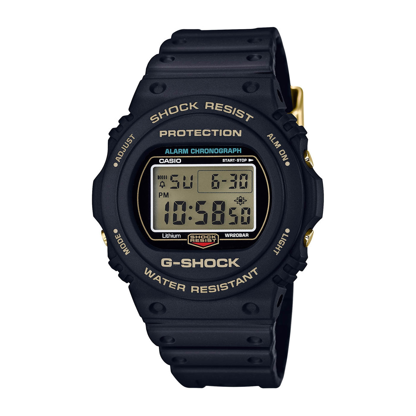 G-Shock Limited Edition 35th Anniversary horloge DW-5735D-1BER