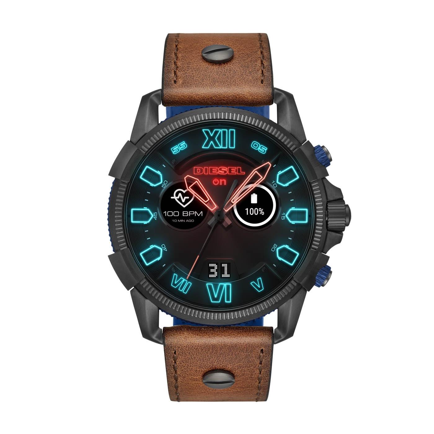 Diesel On Full Guard 2.5 Gen 4 Display Smartwatch DZT2009