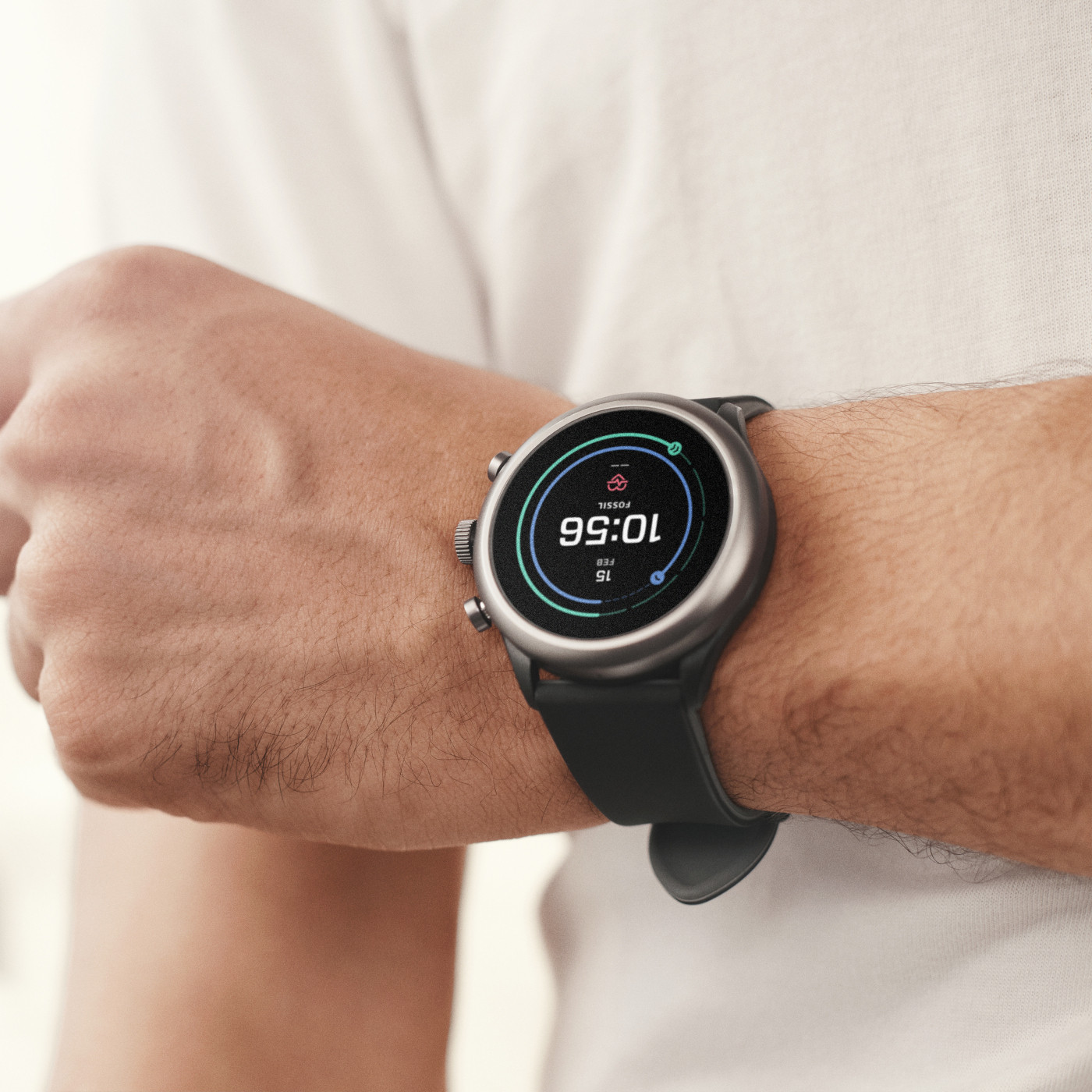 Fossil Sport Gen 4S Display Smartwatch FTW4019