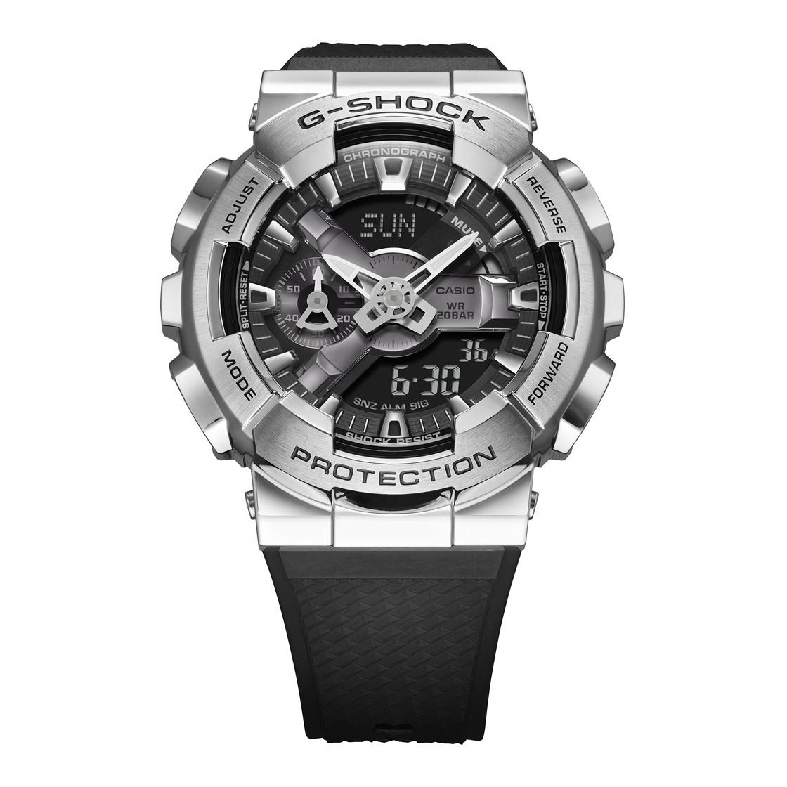 G-Shock Classic Chronograaf horloge GM-110-1AER