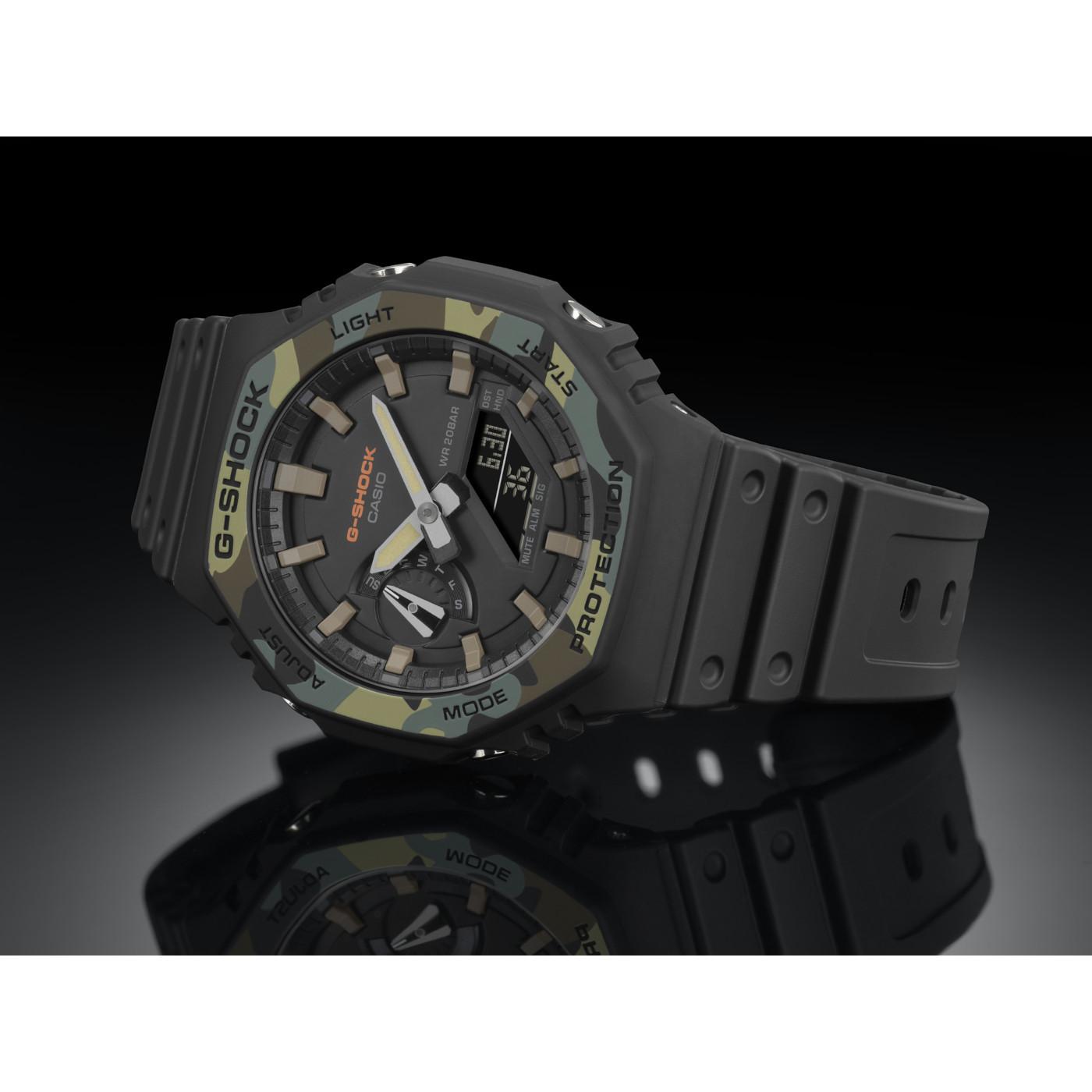 G-Shock Classic horloge GA-2100SU-1AER
