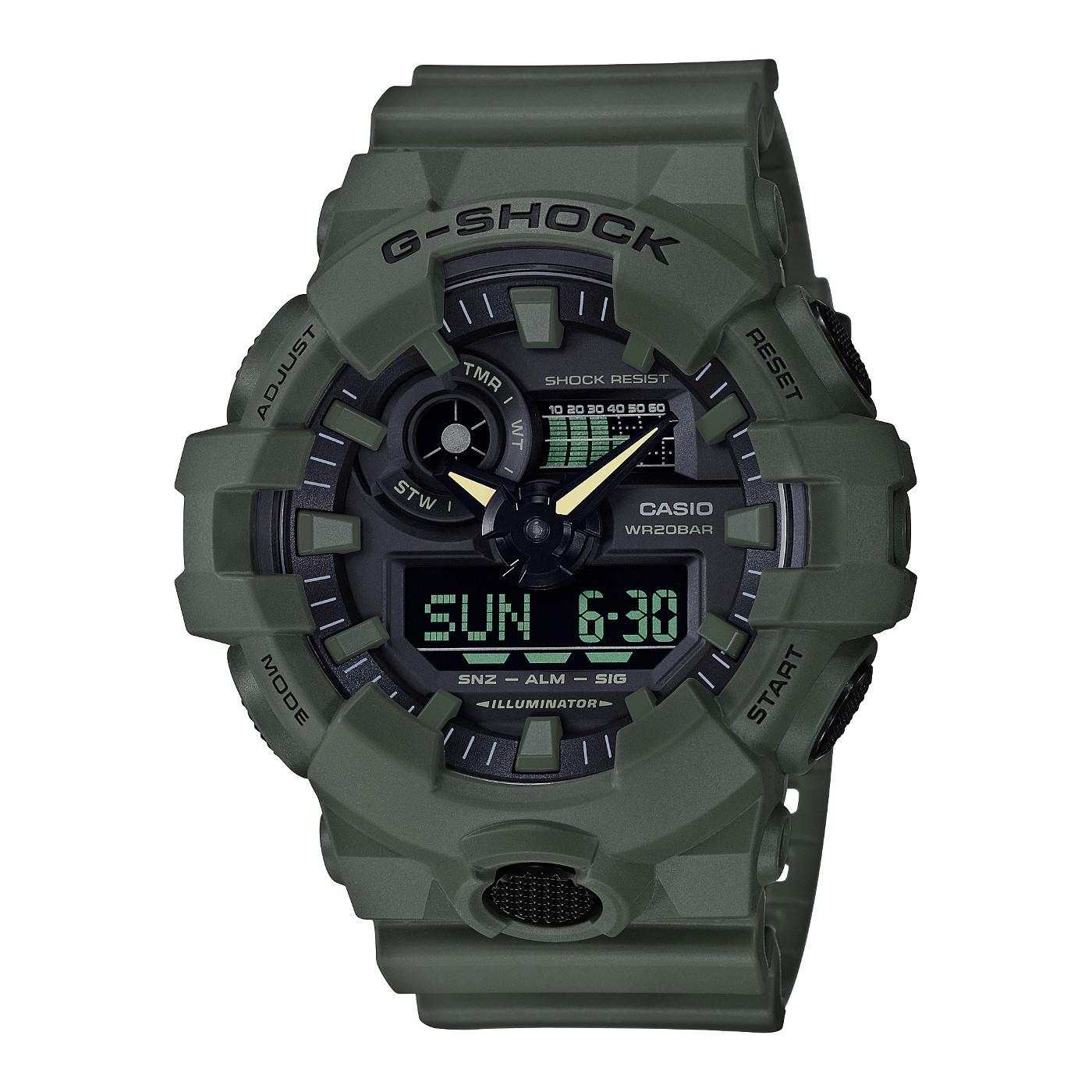 G-Shock Original  horloge GA-700UC-3AER
