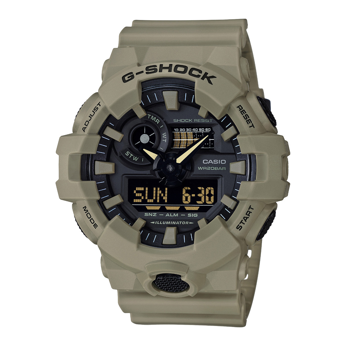b8e82b34aa648 G-Shock Original watch GA-700UC-5AER - Watches