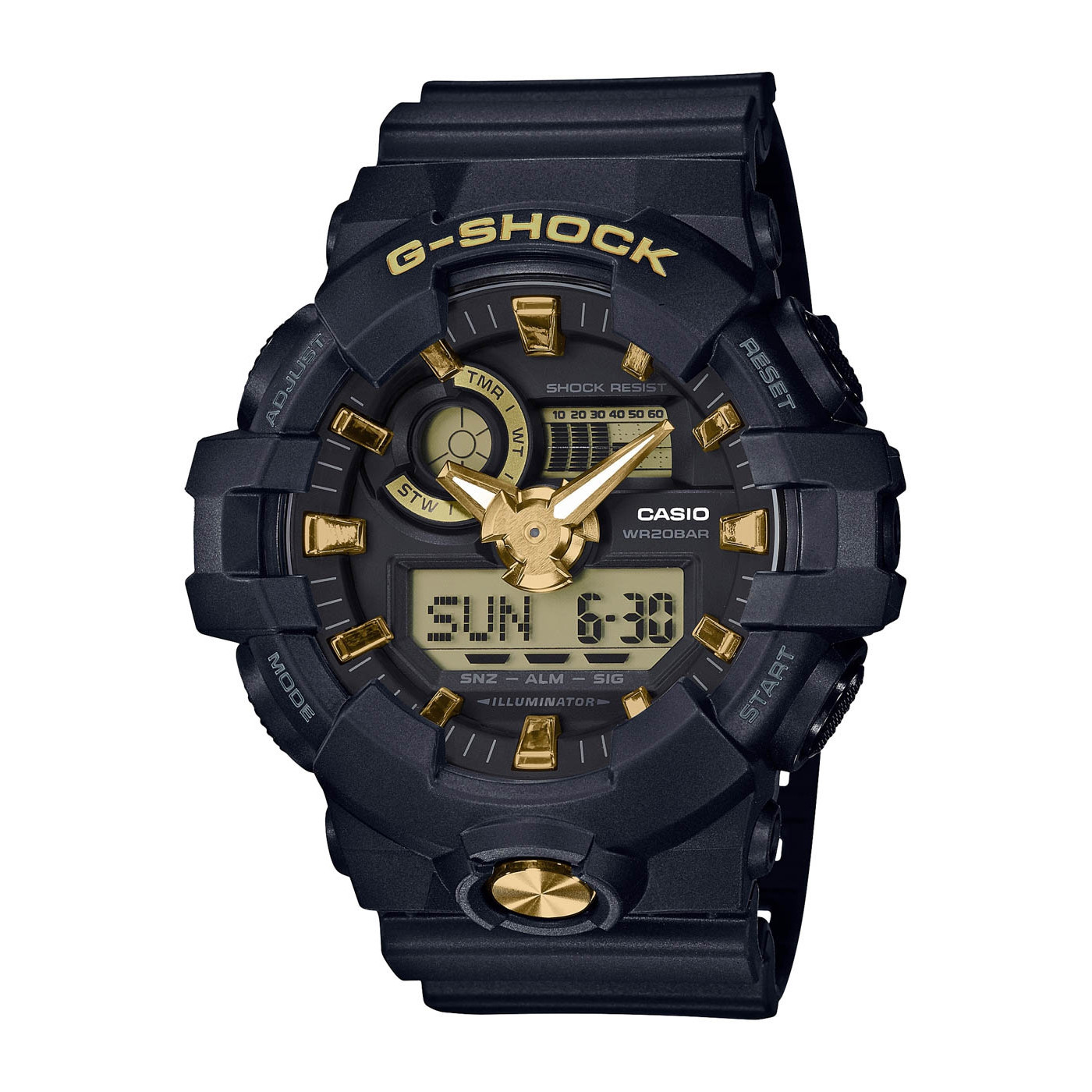 G-Shock horloge GA-710B-1A9ER