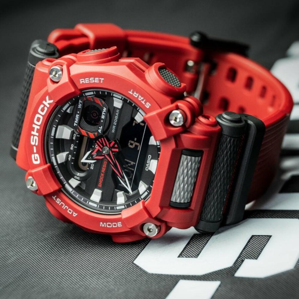 G-Shock Classic Chronograaf horloge GA-900-4AER