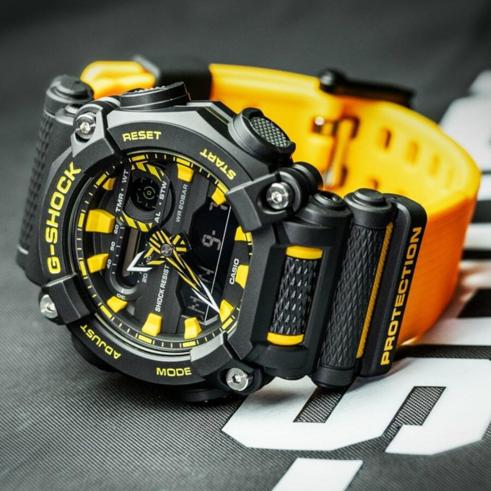 G-Shock Classic Chronograaf horloge GA-900A-1A9ER