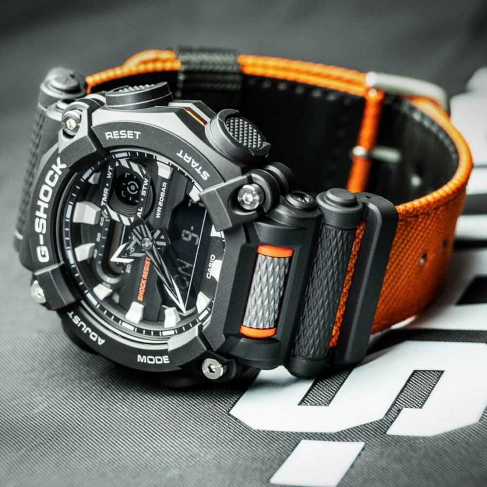 G-Shock Classic Chronograaf horloge GA-900C-1A4ER
