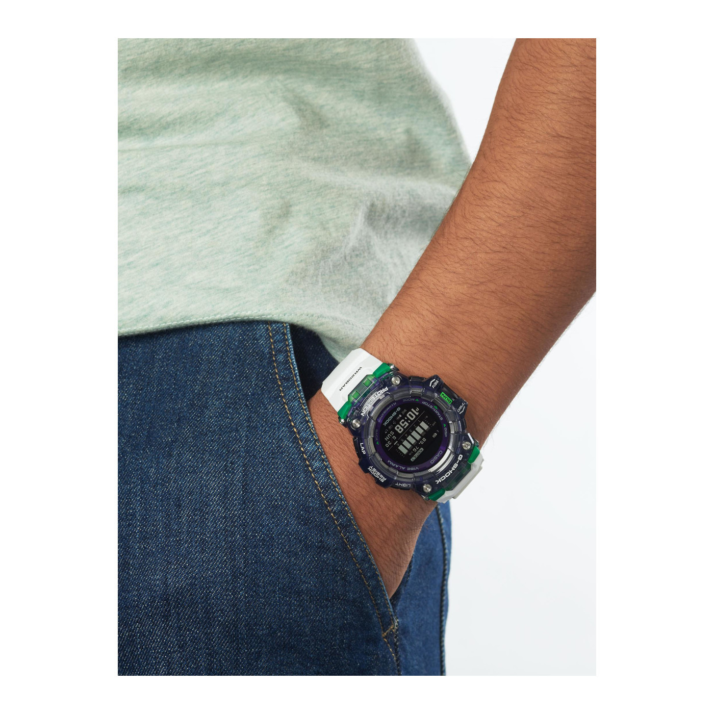 G-Shock Display Smartwatch GBD-100SM-1A7ER