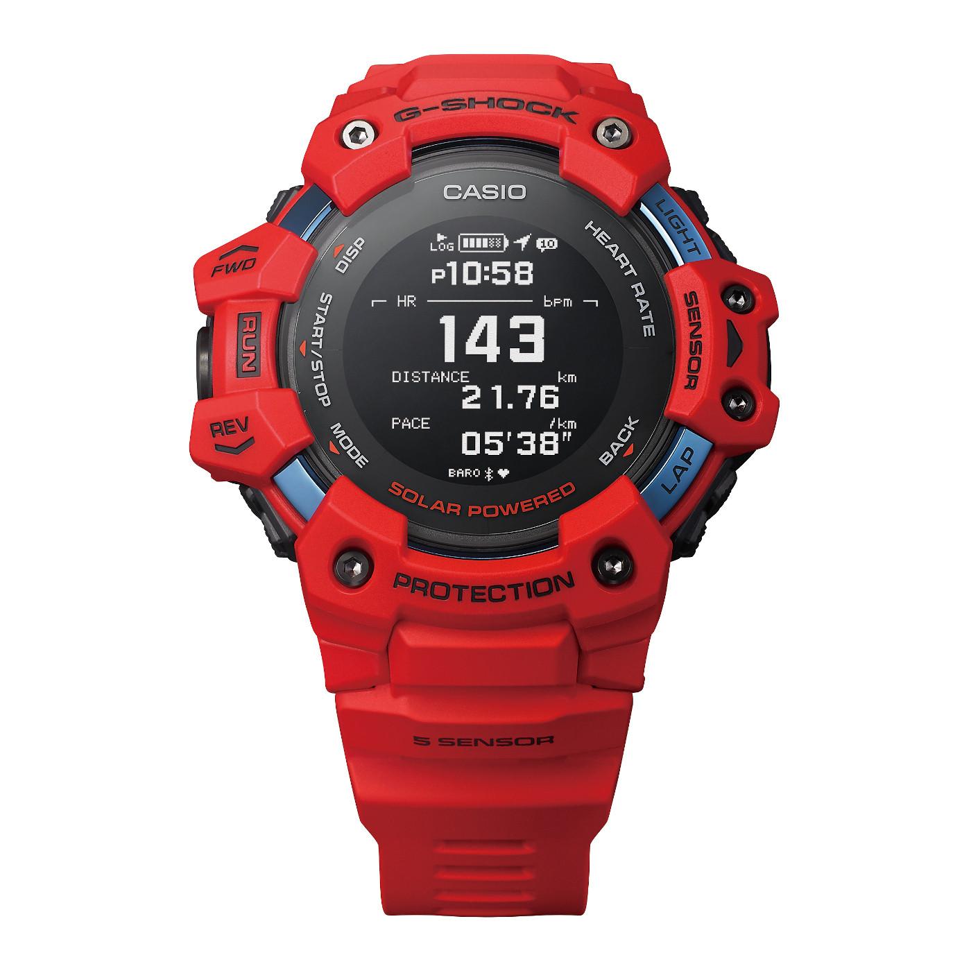 G-Shock G-Squad Smartwatch GBD-H1000-4ER