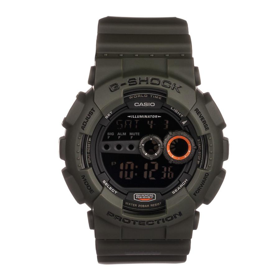 Casio GD-100MS-3ER horloge
