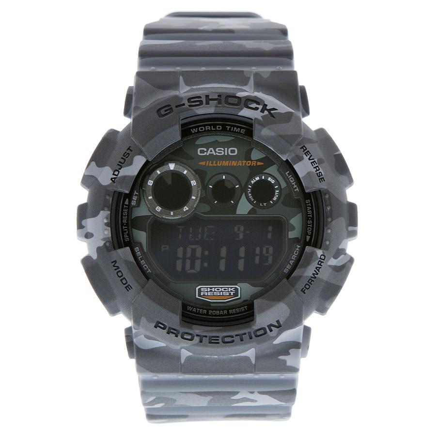 Casio GD-120CM-8ER horloge