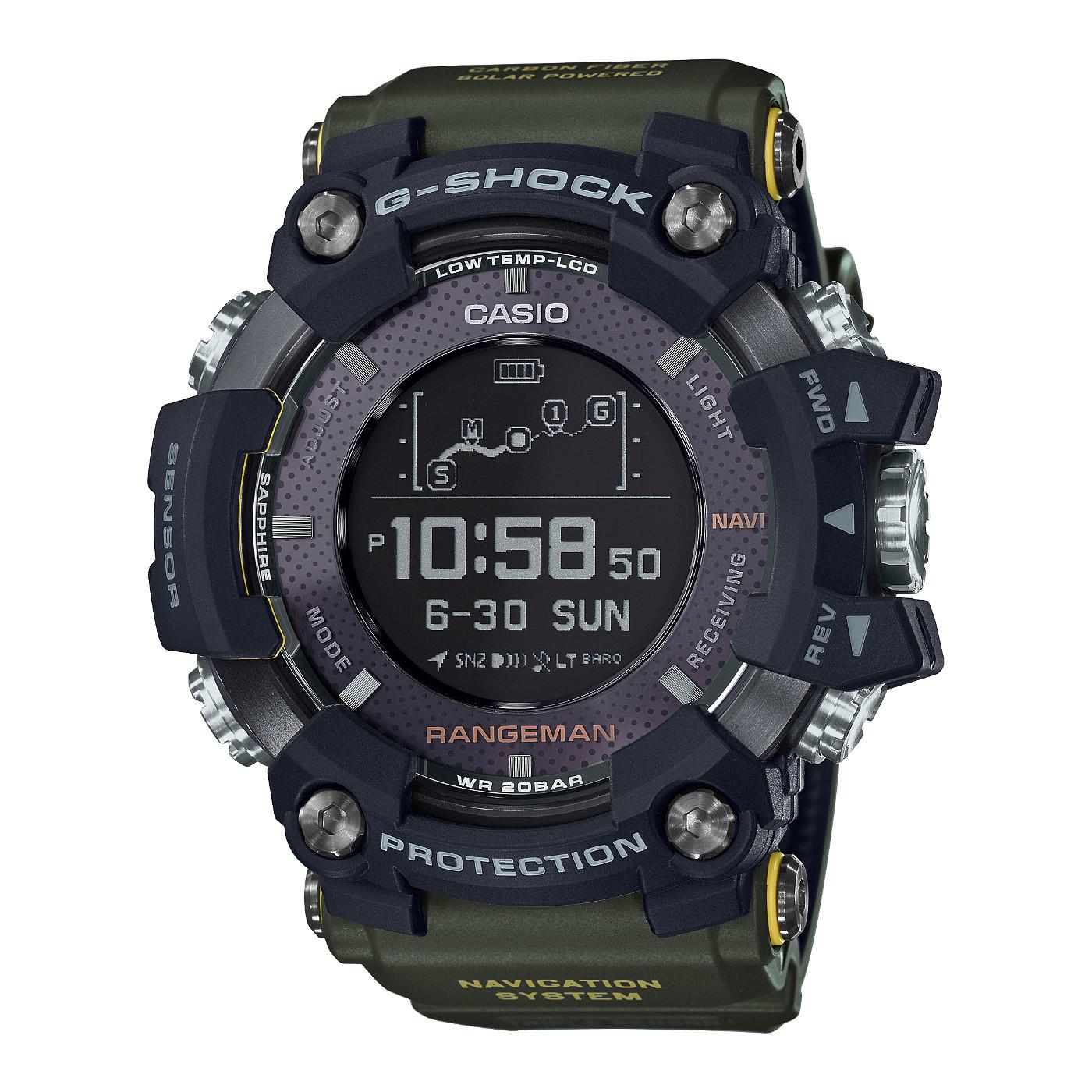 G-Shock Rangeman horloge GPR-B1000-1BER