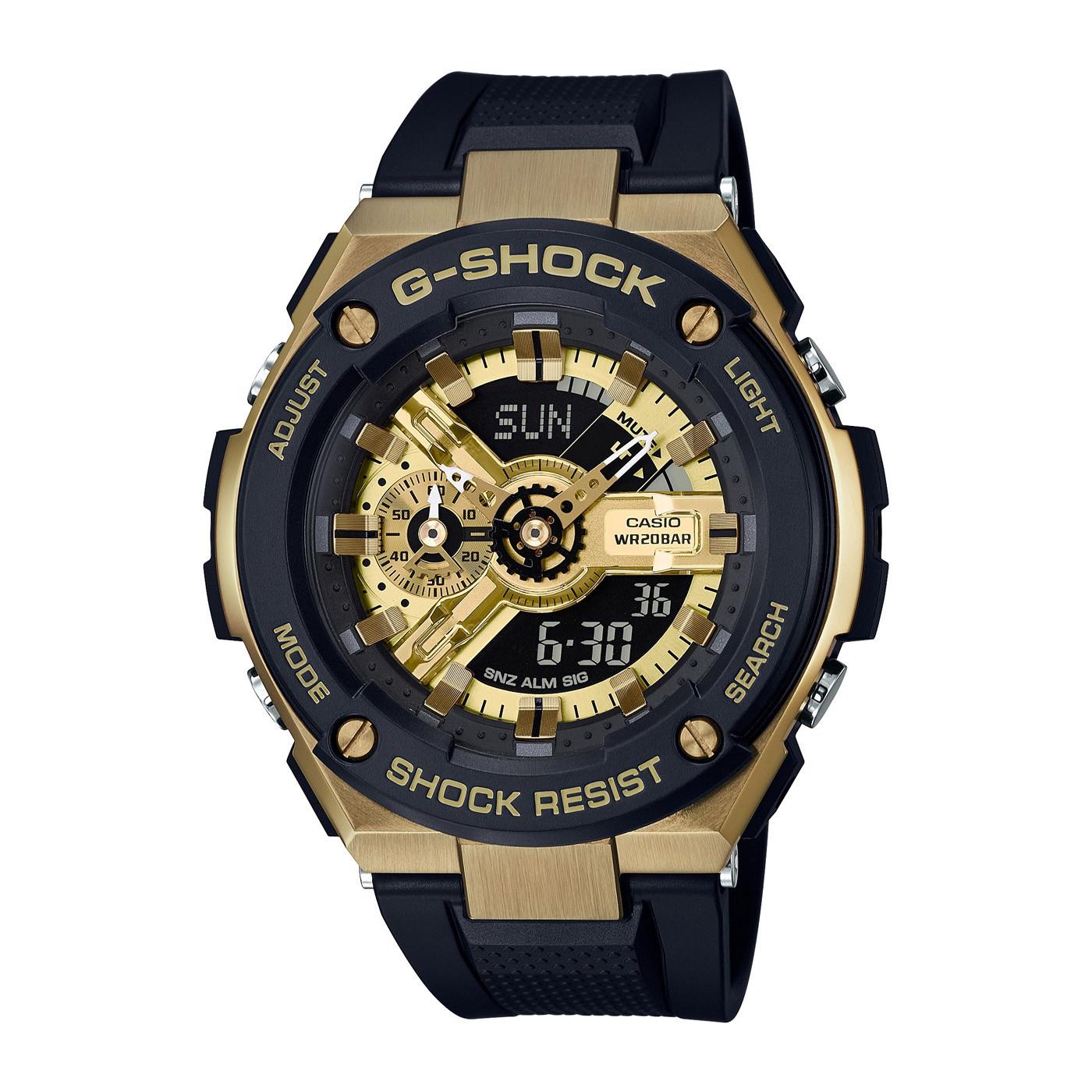 G-Shock G-Steel horloge GST-400G-1A9ER