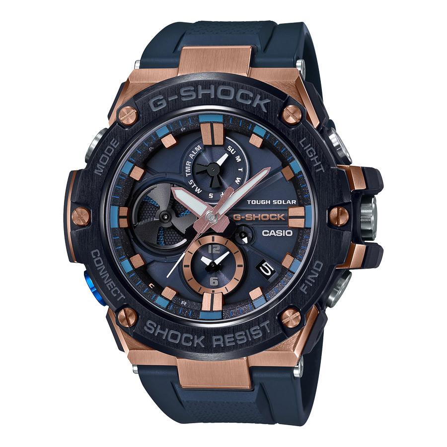 G-Shock G-Steel Bluetooth Connected horloge GST-B100G-2AER