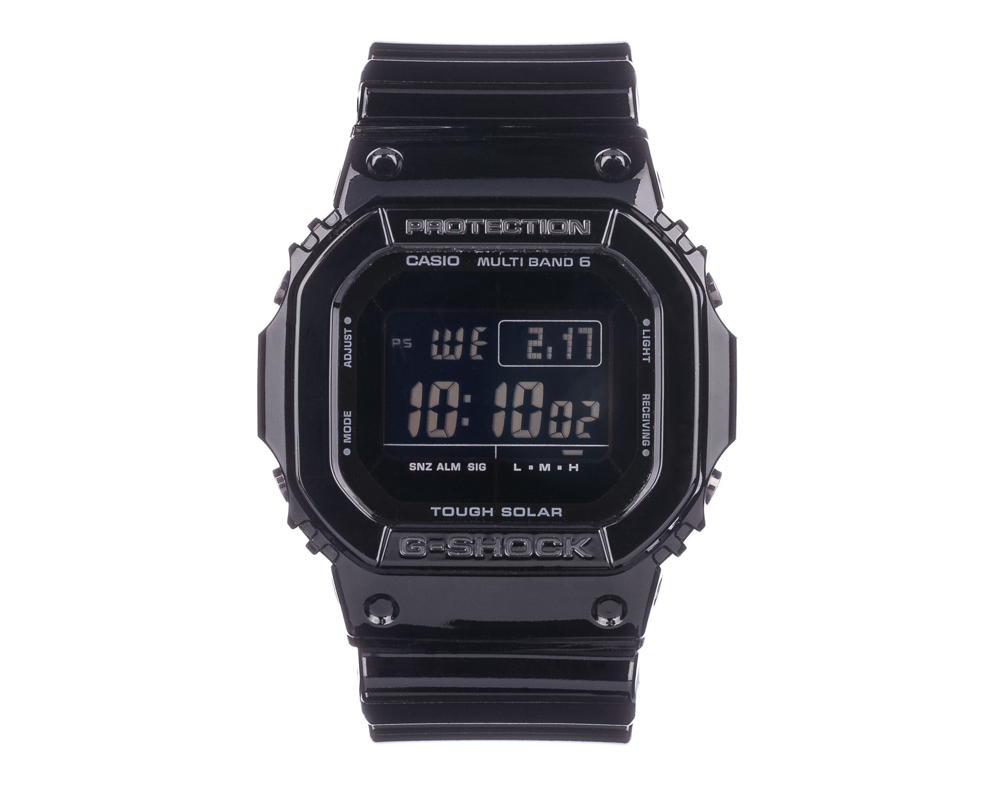 Casio G-Shock Tough Solar horloge GW-M5610BB-1ER