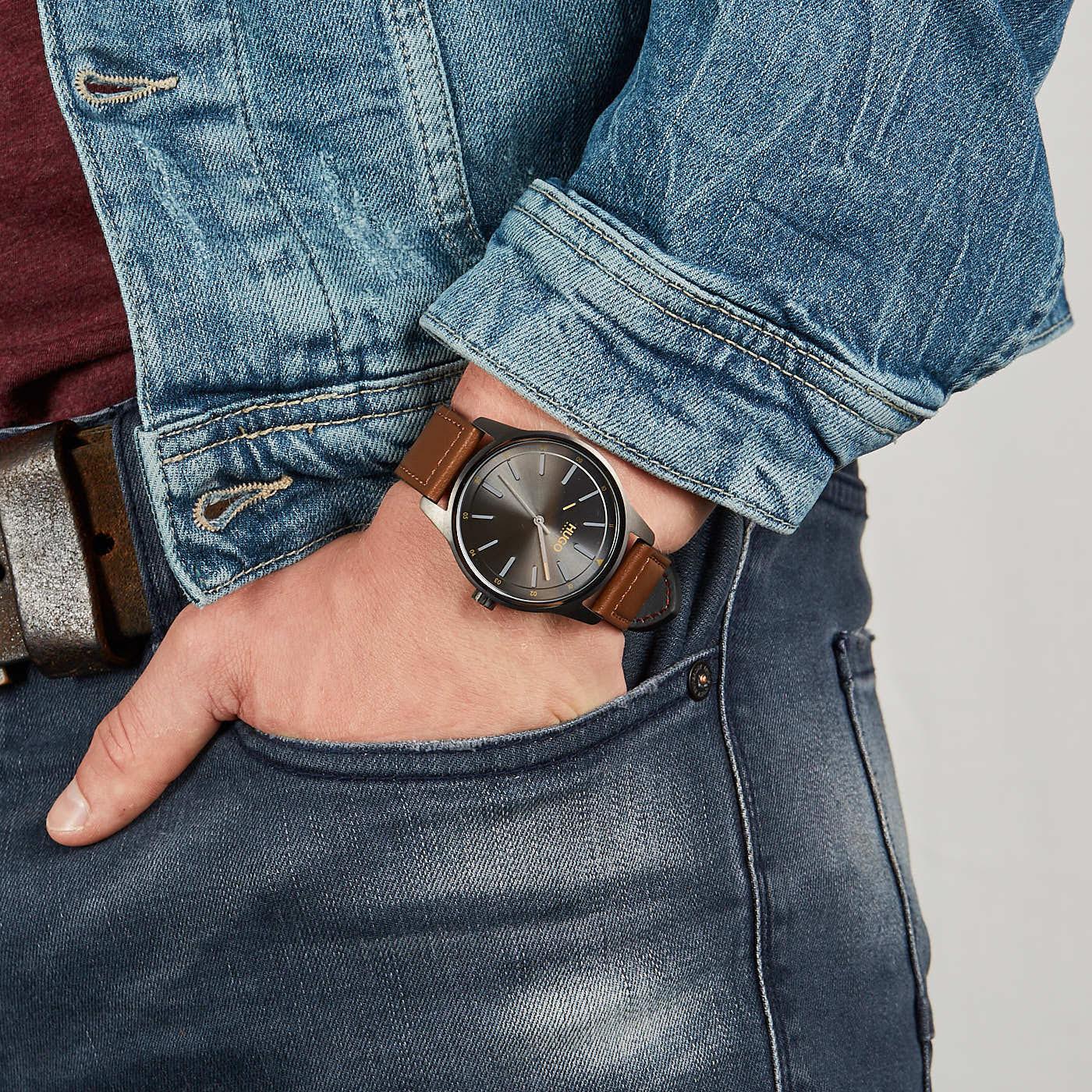 HUGO Dare horloge HU1530017