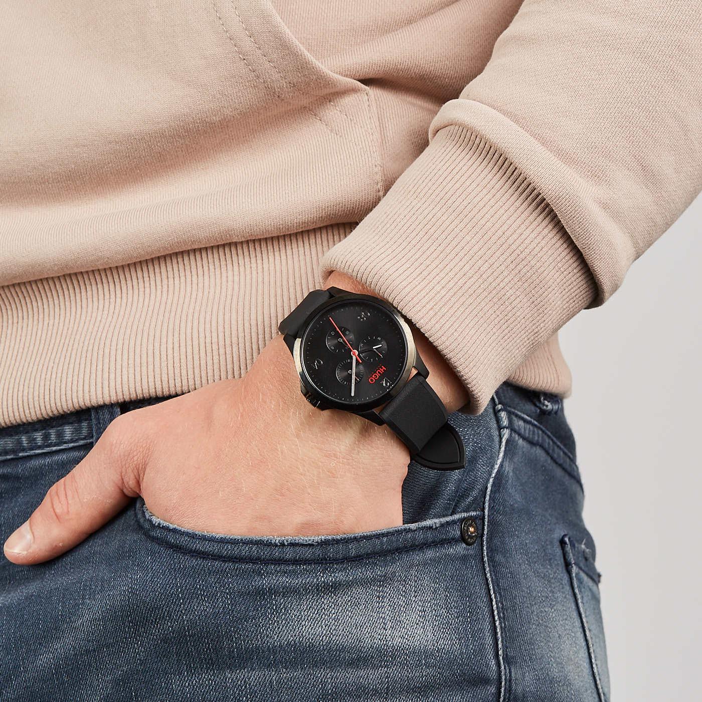 HUGO Risk horloge HU1530034