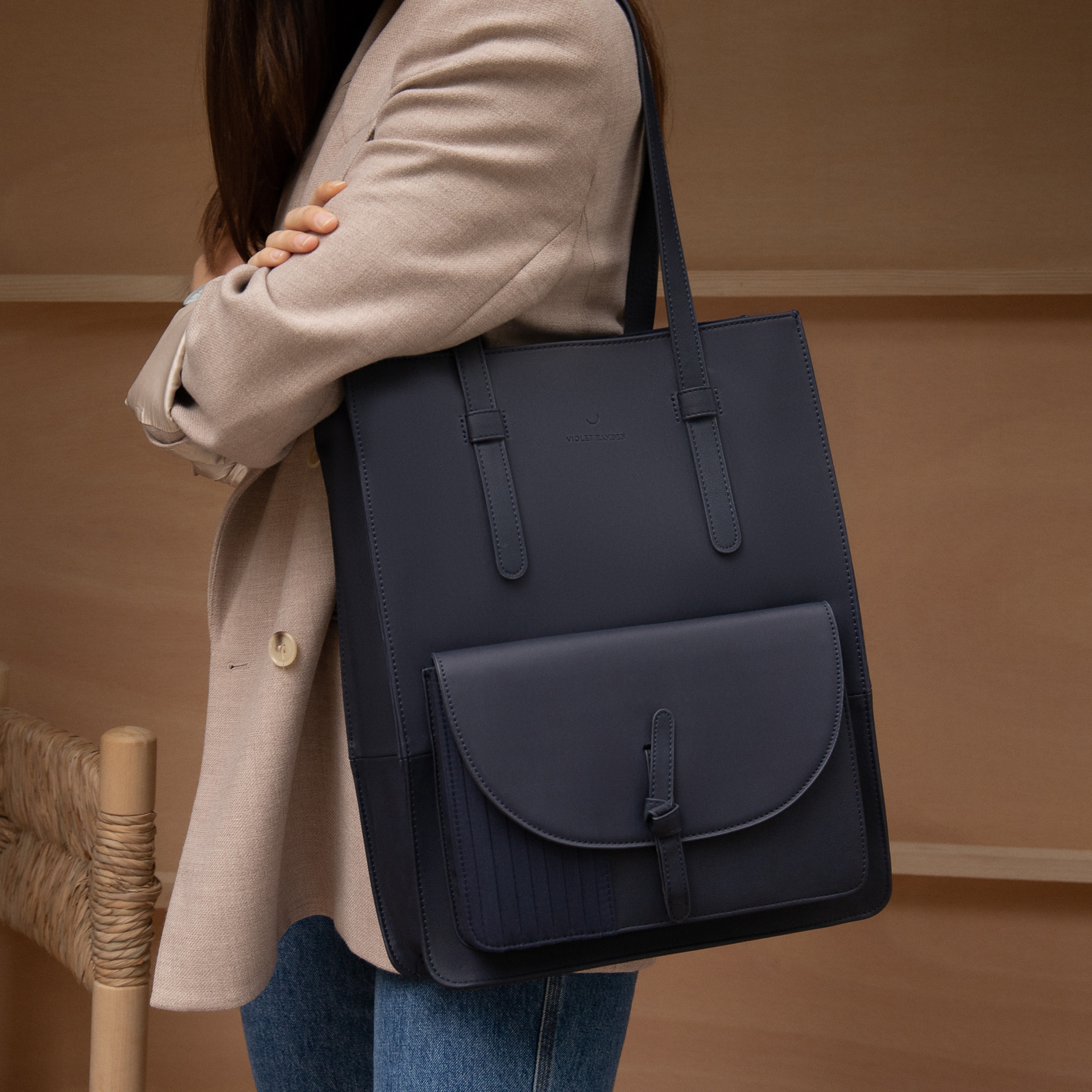 Violet Hamden Essential Bag Shopper VH25002
