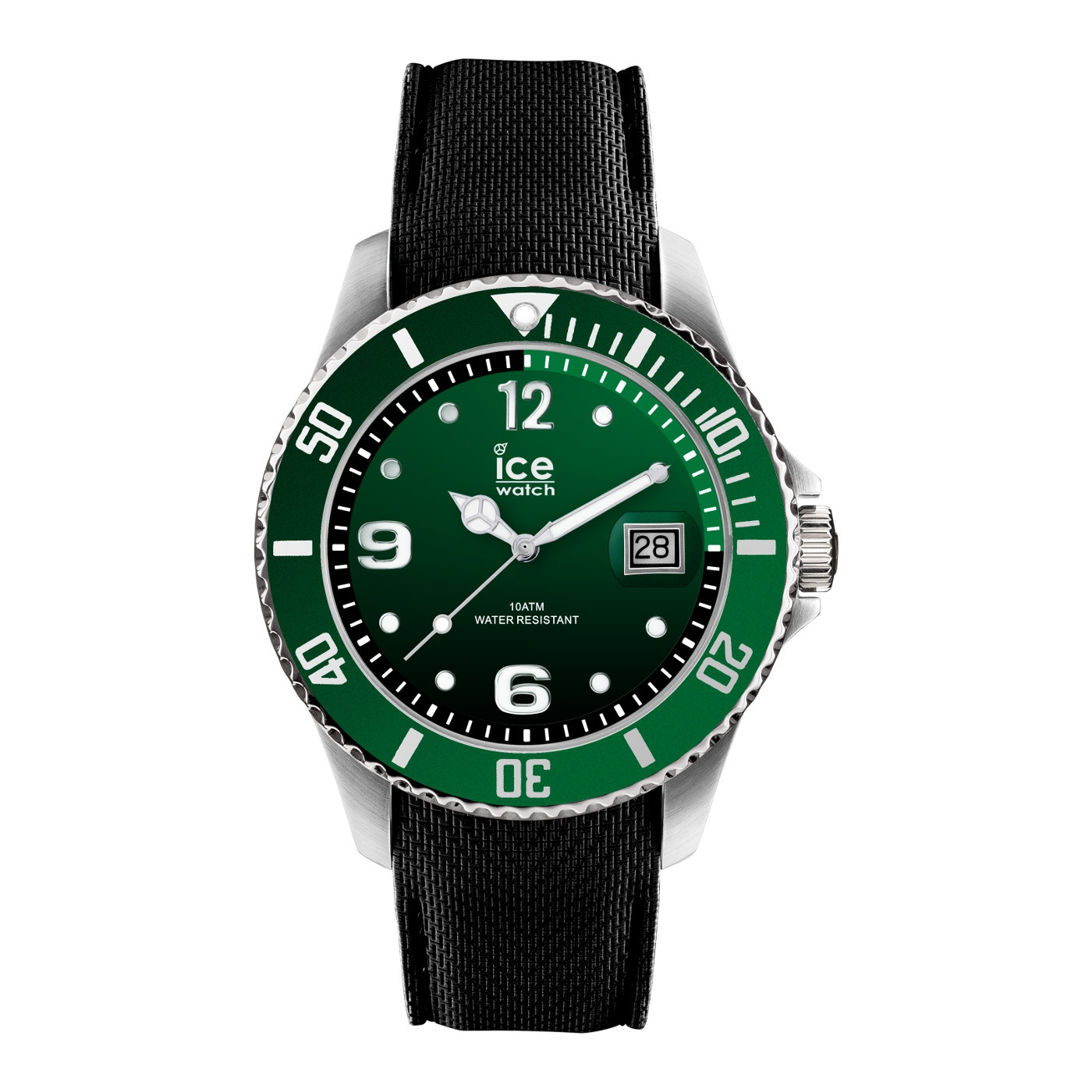 Ice-Watch Steel Black Watch IW015769 (40 mm) - Watches a9f2bb84a8c