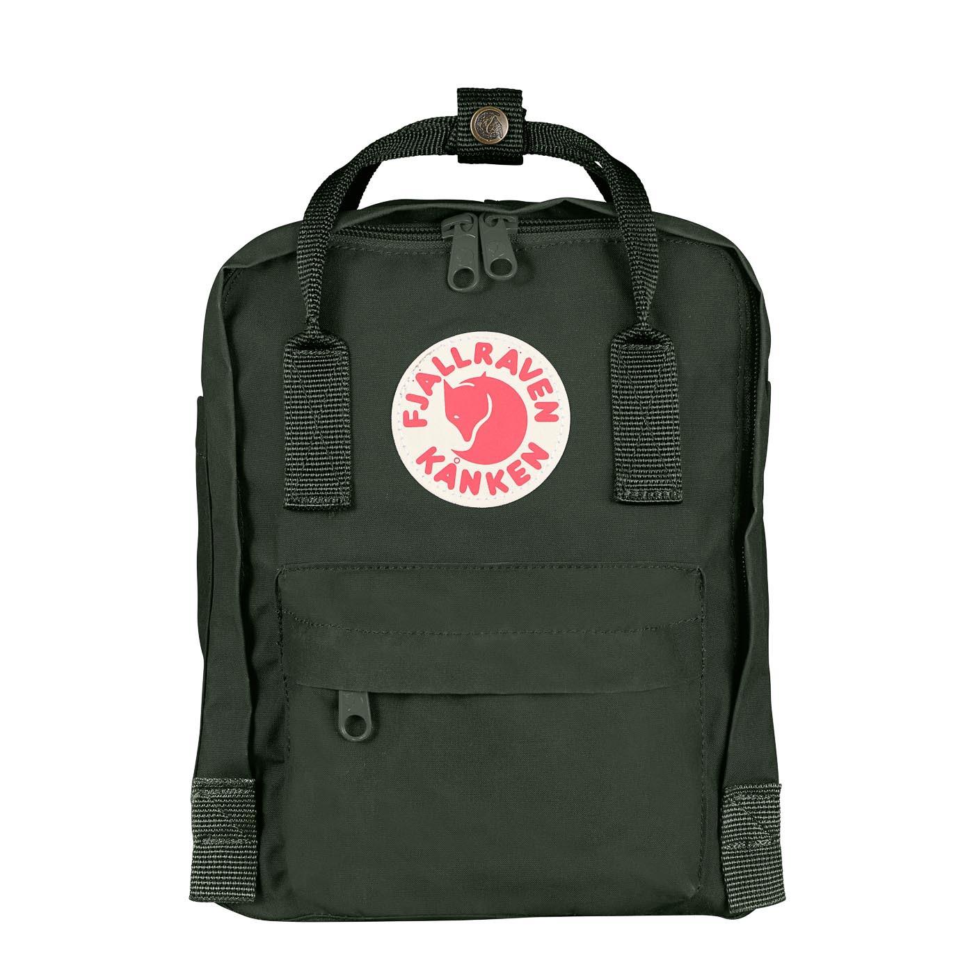 40e2ffe7f3 Fjällräven Kånken Mini Deep Forest Backpack F23561-662 - Children s Bags -  Bags