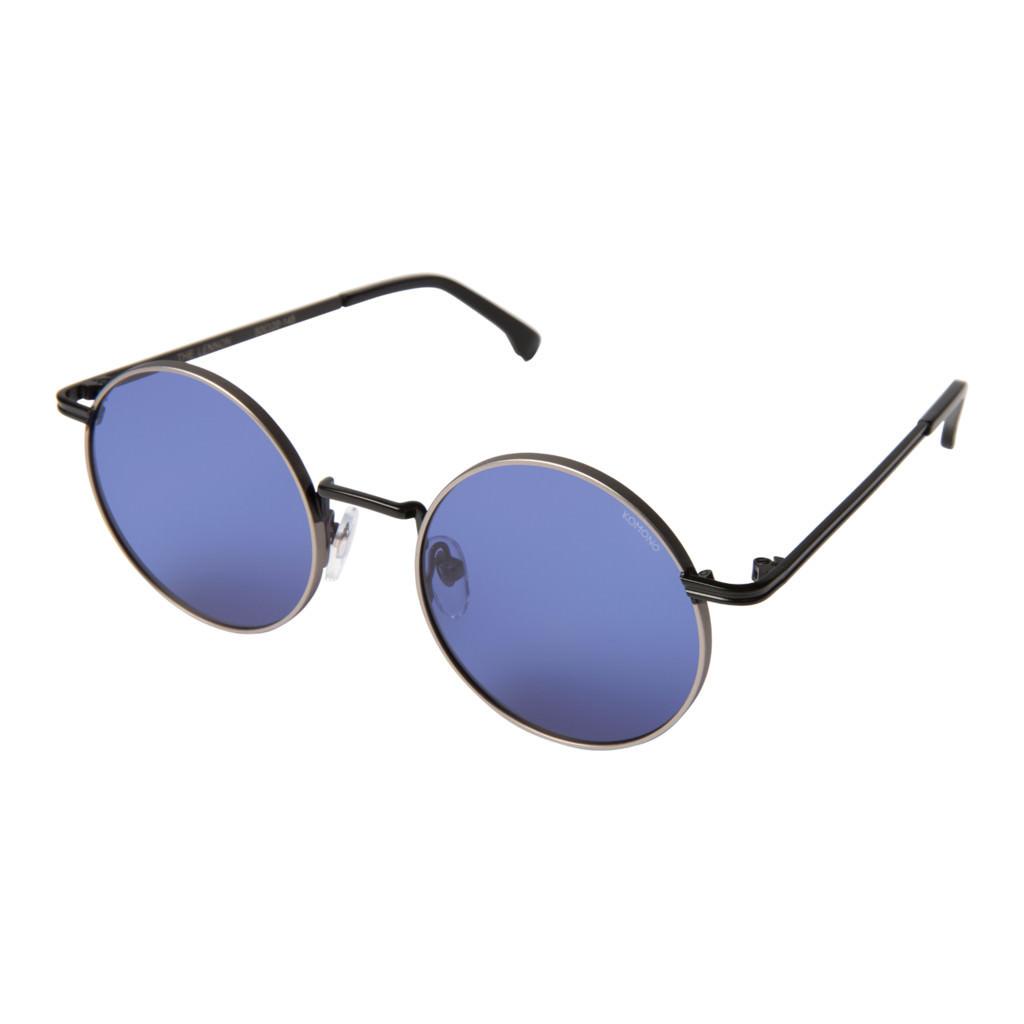 Komono The Lennon Marine Blue/Black Zonnebril KOM-S2555