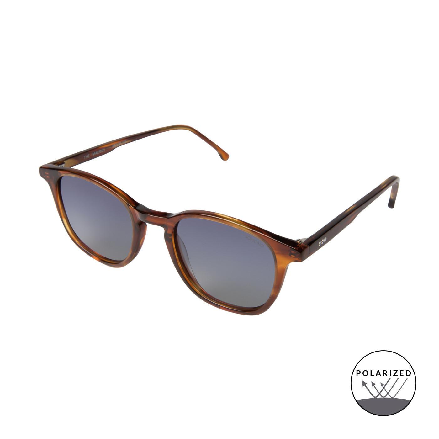 fbaf110ebd9 Komono Maurice Bourbon Polarized Sunglasses KOM-S4151 - Sunglasses