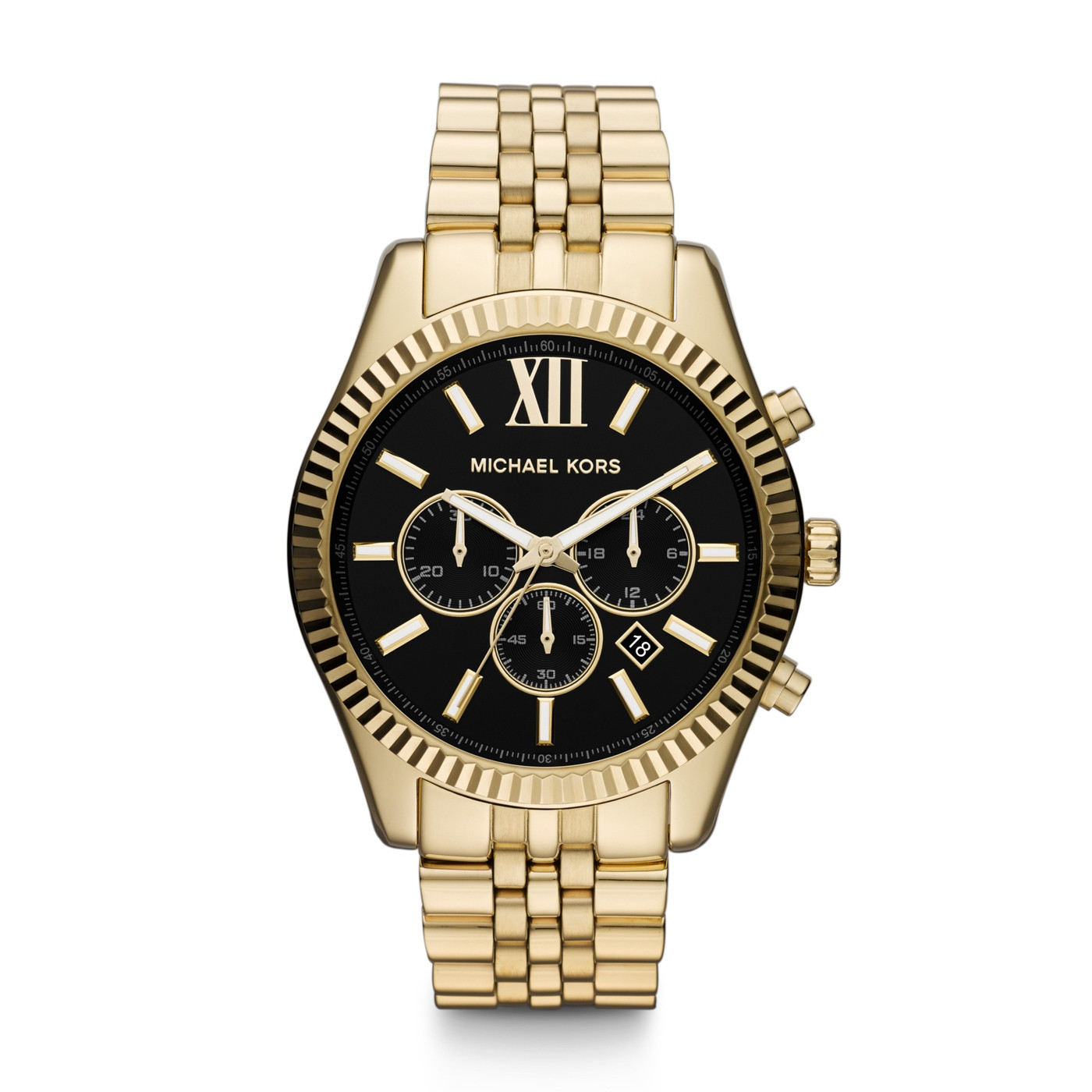 1143c0bf988ee Michael Kors Lexington Watch MK8286 - Watches