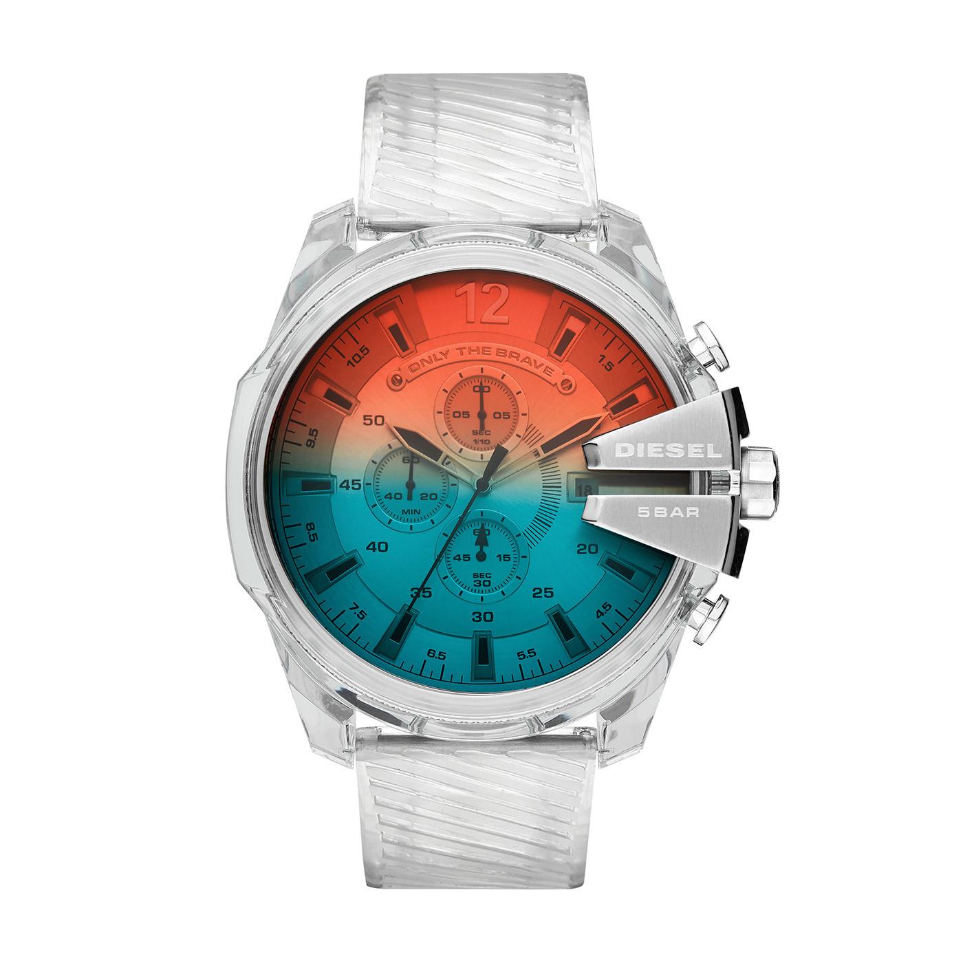 Diesel Mega Chief watch DZ4515