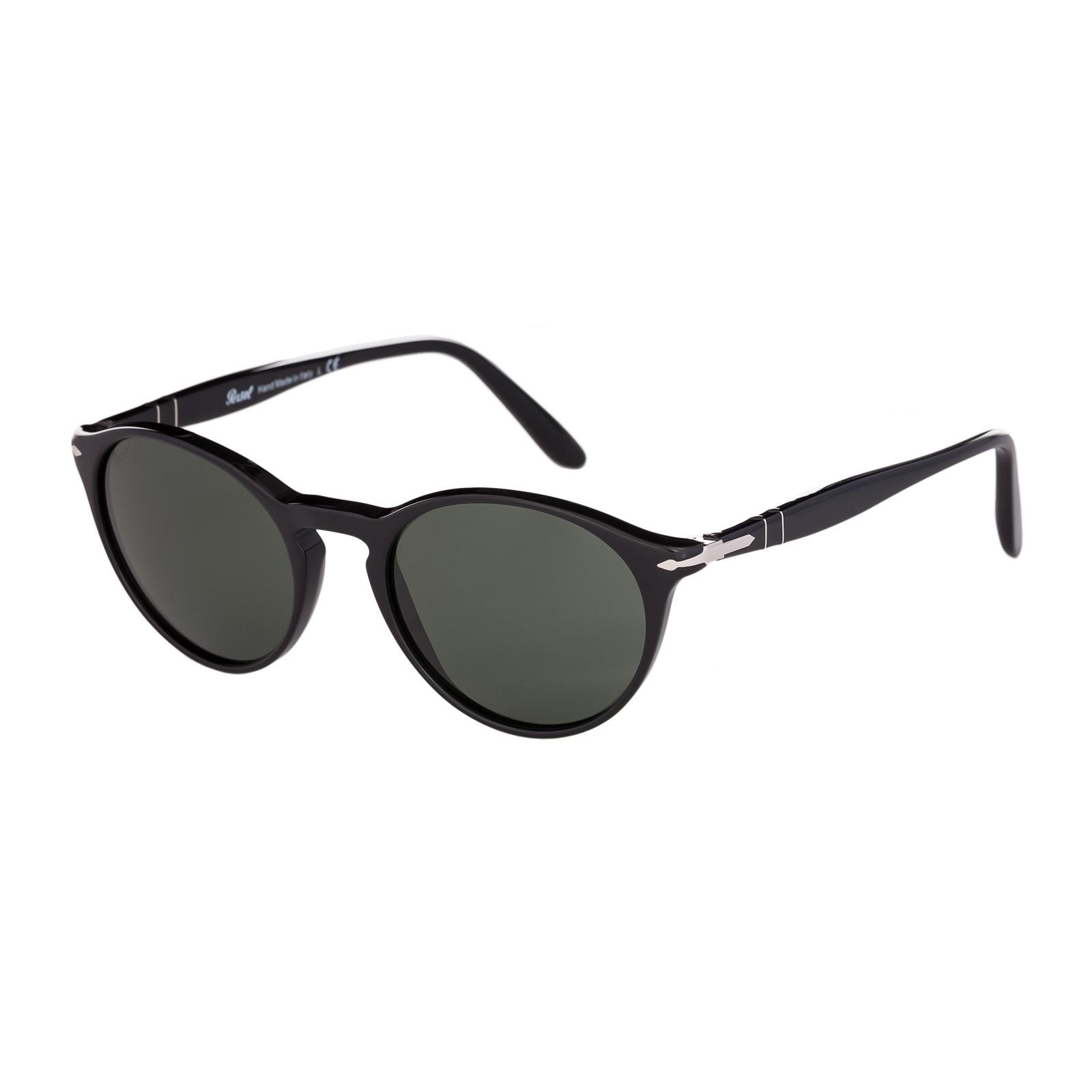 87b430d814 Persol Black Sunglasses PO3092SM 901431 - Sunglasses