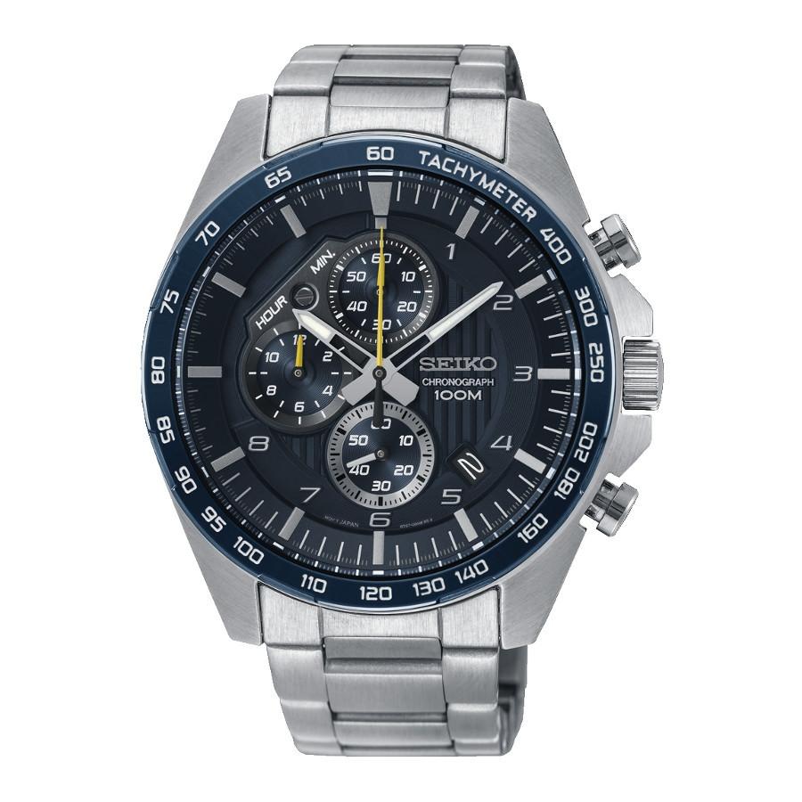 Seiko Chronograph horloge SSB321P1