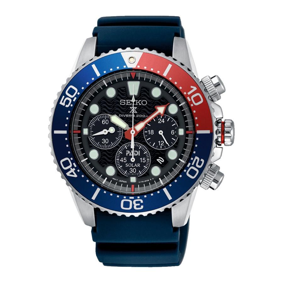 Seiko Prospex Solar horloge SSC663P1