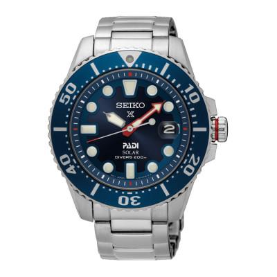 Seiko Prospex Padi Solar Special Edition Horloge SNE435P1