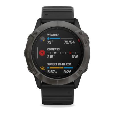 Garmin Fenix 6X Pro and Sapphire Edition Smartwatch 010-02157-11