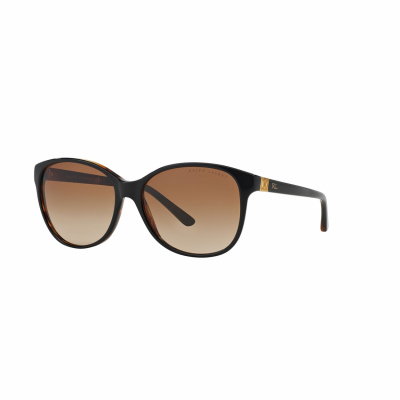 Ralph Lauren Gradient Brown Zonnebril RL811657526013