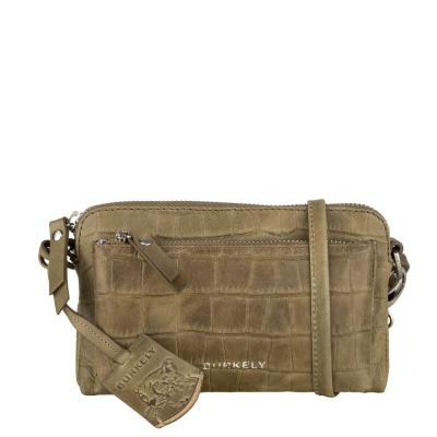 Burkely Croco Caia Crossbody Bag 1000078.29.71