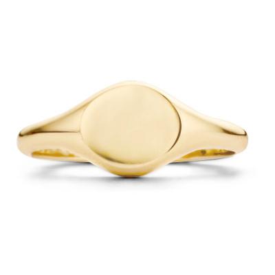 Blush 14 Karaat Gouden Ring 1191YGO